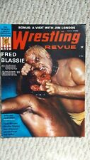 Vintage Wrestling Revue Magazine March 1971 Blassie Londos Fargo LeDuc Girls