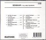 DONOVAN - Till I see you again - CD Album
