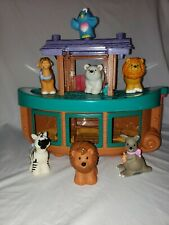 Fisher Price Little People Noahs Ark and 7 Animals