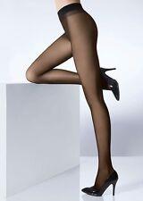 Calze Collant Pierre Mantoux modello Veloutine 30 denari colore Grigio Antracite