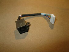 DC POWER JACK w/ Cable Harness Dell Inspiron DD0R09AD000 17R-7720 N5720 N7720