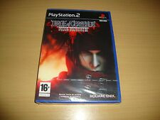 DIRGE OF CERBERUS FINAL FANTASY VII 7 SQUARE ENIX PARA SONY PS2 NUEVO PRECINTADO