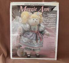 Maggie Ann Doll Kit #9815 - Daisy Kingdom Nip