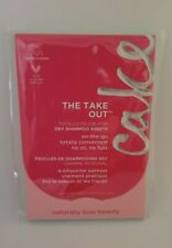 New Cake The Take Out Dry Shampoo Sheets, 20 Blotting Sheets