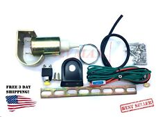 Improved Universal Electronic Power Trunk Pop Release Solenoid Kit Car Alarm Ptr