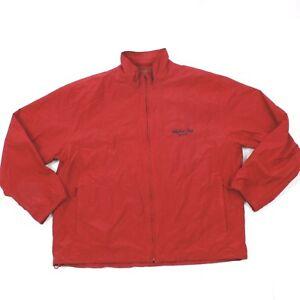 Weatherproof Full-Zip Jacket Extra Large Windbreaker 2006 SKYLINE CUP 100% NYLON