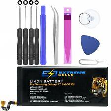 Extremecells Akku für Samsung Galaxy S7 SM-G930F Batterie Ersatz EB-BG930ABE