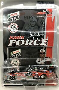 ACTION ** John Force 2002 Ford Mustang Funny Car* Castrol GTX **1:64