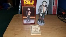 Flambro Emmett Kelly Jr. Cotton Candy Signature Collection 9890F