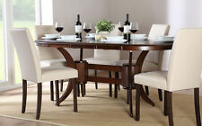 Contemporary Up to 6 Seats Oval Kitchen & Dining Tables