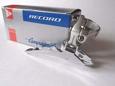 *NOS Vintage 1990s Campagnolo Record (Titanium) double front clamp-on derailleur