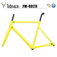 One-Piece T1000 Super Light Carbon Fiber Road Racing Bicycle Frames OEM BB86