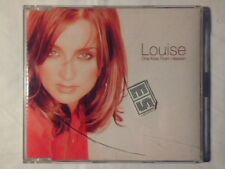 LOUISE One kiss from heaven cd singolo cdm ITALY 4 TRACKS COME NUOVO LIKE NEW!!!