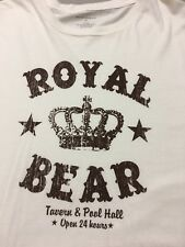 Saddlebred Royal Bear Tavern Tshirt Mens Xl