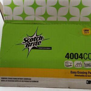 Pack of 12 3M Scotch Bright Easy Erasing Pad - 4004CC (1box)