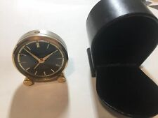 ZENITH TURLER 8 Days 15J Switzerland Alarm Car Watch