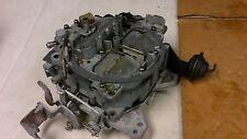 Rochester Quadrajet 17085210 17086046 1985-86 Chevy Truck 4.3L Carburetor