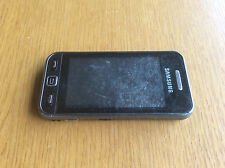 Samsung Tocco GT-S5230 3.2MP Camera Black Mobile Phone, Touch Screen