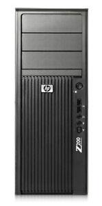 HP Z200 Intel Core i5 8GB Windows Tower Desktop  Workstation