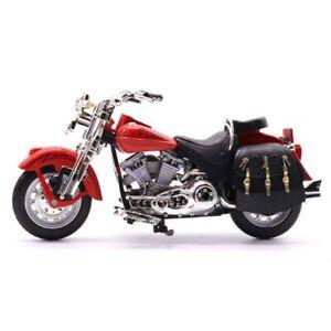 1/12  Harley Harley-Davidson Iron Motorcycle Racing Alloy Model Kids Toys