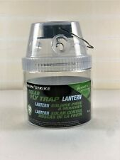 GREEN-STRIKE Solar Fly Trap Lantern - 2 PK