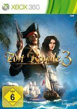Port Royale 3, XBOX360 360, NEU/OVP