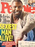People Magazine Idris Elba Gwyneth Paltrow November 19, 2018 020119nonrh