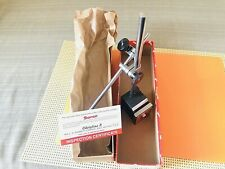 Brand New! STARRETT No. 657AA Magnetic Base Indicator Holder - Complete Set. USA