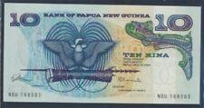 Papoea-Guinee Pick-Aantal: 7 ongecirculeerd 1985 10 Kina Vogels (8345840