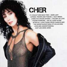 New: CHER: ICON - Best of, Greatest Hits CD