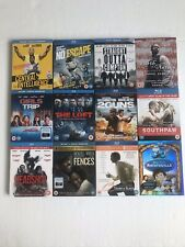 Blu Ray Bundle x 12 With Slip Cases: Top Titles, Like New But Not Sealed