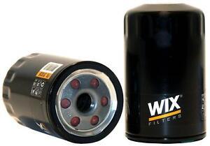 For GMC K1500  K2500  Sonoma  Chevrolet K1500  K2500  S10 Engine Oil Filter WIX