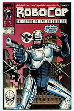 Marvel Comics Robocop #1 NM/M New 1990