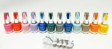 Opi Nail Polish Color Infinite Shine Fiji 12 Colors Isl F80 to Isl F91 .5oz/15mL