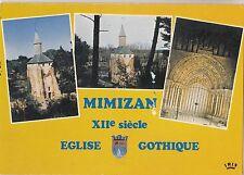 BF20900 mimizan eglise gothique  france front/back image