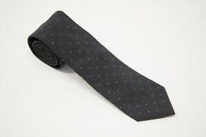 NWT  Brunello Cucinelli Men's 100% Wool Polka-Dot Print Necktie One Size  A191
