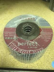 Grinding Cutting Metal Dronco Perfect Discs 10x 100x6x16 ArtNo: 3106040