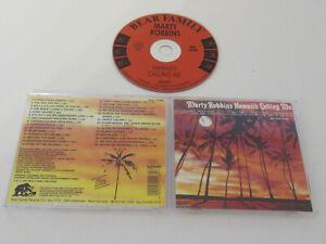 Marty Robbins – Hawaii's Calling Me / Bear Family Records – Bcd 15 568 CD