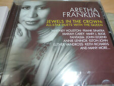 Aretha Franklin CD Jewels in the Crown: All-Star Duets with the Queen OVP