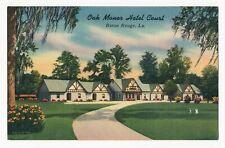 Oak Manor Hotel Court, Baton Rouge, Louisiana