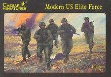 Caesar Miniatures - Modern US Elite Force - 1:72
