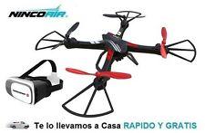 Drone Radiocontrol Shade Con Cámara Wifi VR 3D 2,4Ghz Dron Rc FPV Ninco NH90110