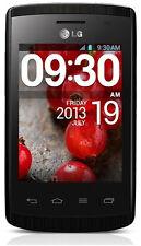 LG  Optimus L1 II E410 - 4GB - Schwarz (Ohne Simlock) Smartphone
