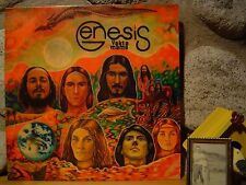 GENESIS Yakta Mama LP/1975 Colombia/Andean Folk Psych/Speakers/Blops/El Congreso