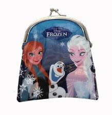 Disney Frozen Clasp Coin Money Purse Anna Elsa Olaf Official Licensed Genuine