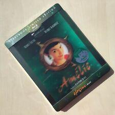 Amelie Blu-ray Steelbook Lenticular ¼  Slip C (Kimchidvd Exclusive)