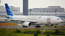 JFOX JFA330013 1/200 GARUDA INDONESIA A330-341 2013 LCF TOUR PK-GPA LTD EDITION