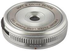 FUJIFILM Filter Lens XM - FL S Silver X-mount