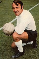 Football Photo>JIMMY GREAVES Tottenham Hotspur 1965-66