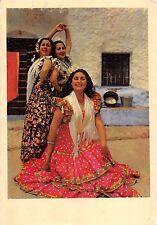 BR55030 Cueva de Los Amaya en el sacromonte Granada Folklore 1 2 3 spain